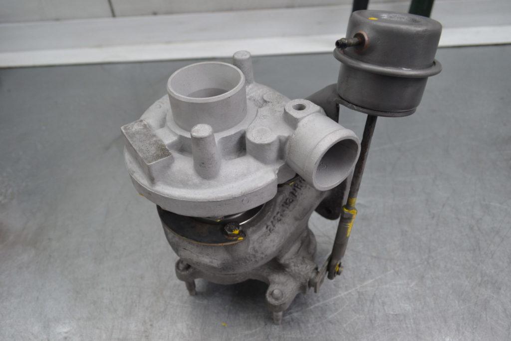 Ремонт турбин легковых автомобилей