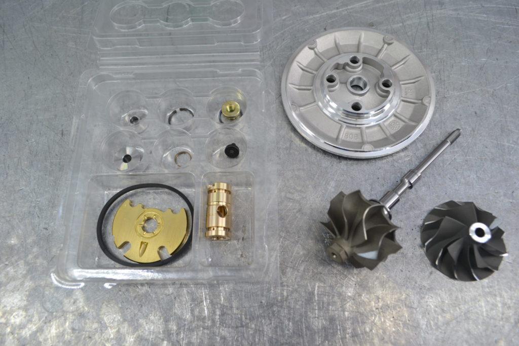 Ремонт турбины Volkswagen T4