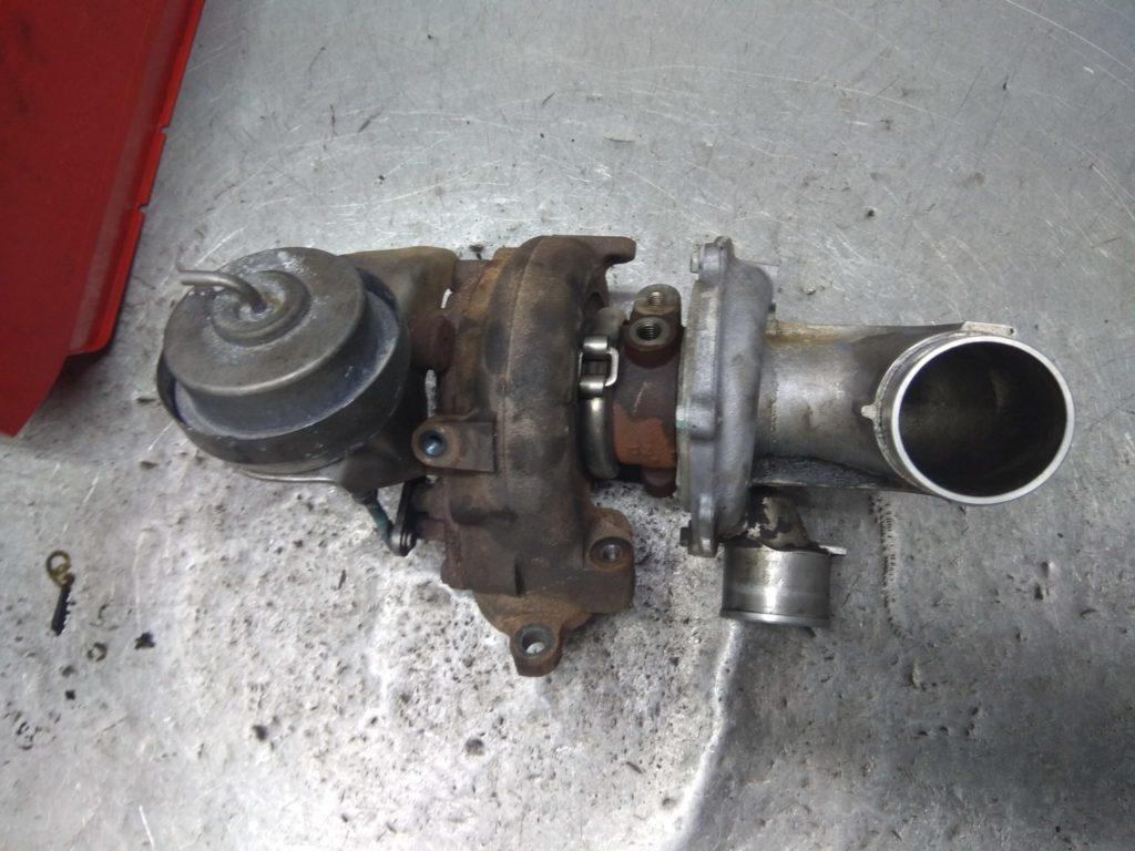 toyota avensis, тойота авенсис, VB19 172010-0R040 070821 04119/9, ремонт турбины, ремонт турбокомпрессора, Курск